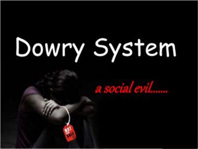 ANTI-DOWRY MOVEMENT